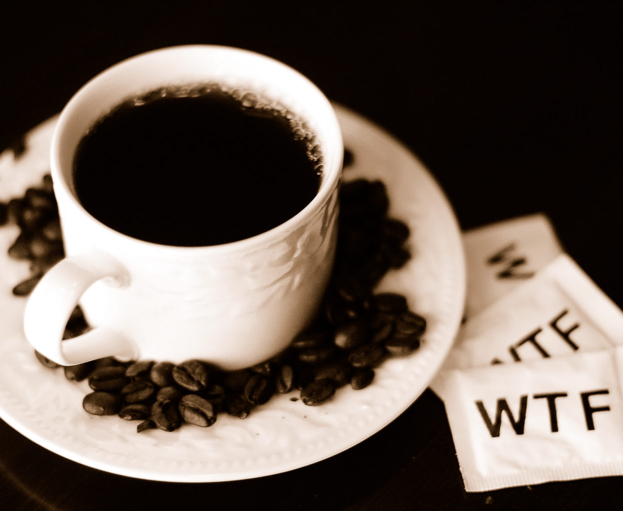 COM O AQUECIMENTO GLOBAL, SEU CAFEZINHO DE TODO DIA CORRE PERIGO