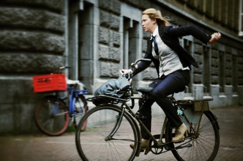 09/05 é Dia Internacional de Ir para o Trabalho de Bike