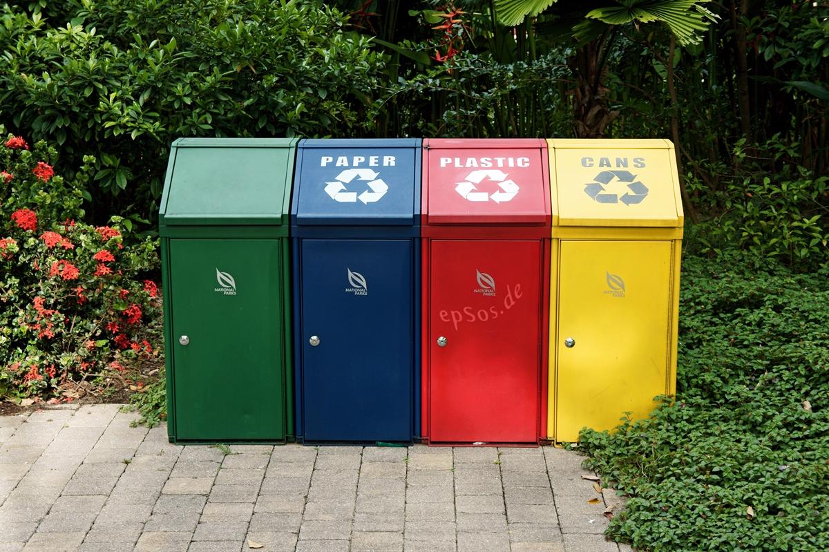 Por que reciclar o lixo não deve ser sua primeira opção