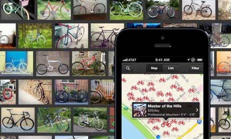 Vai viajar e quer conhecer a cidade pedalando? Conheça aplicativo que aluga bikes no mundo todo