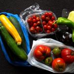 Infográfico ensina a guardar alimentos corretamente