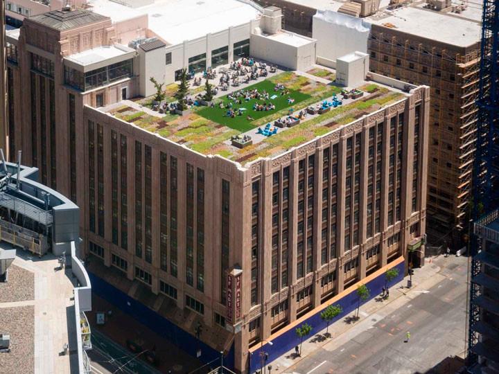 Recife obriga prédios residenciais a ter telhado verde