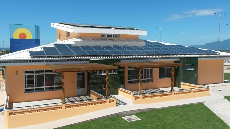 Florianópolis constrói 1ª creche solar do Brasil