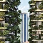 Conheça a primeira floresta vertical do mundo (construída em um condomínio residencial)
