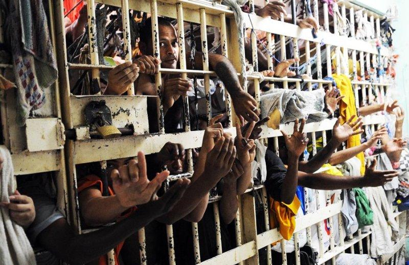 Brasil quer reduzir pena de presos que doam sangue regularmente