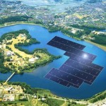 Falta de espaço não é desculpa! Conheça a maior usina solar FLUTUANTE do mundo