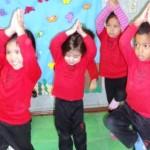 Creche pública de SP oferece yoga, meditação e merenda vegetariana às crianças