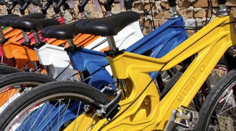 1ª bike do mundo feita com plástico reciclado é brasileira (e já faz sucesso no exterior)