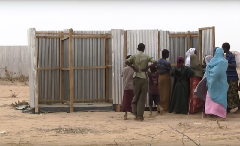 O banheiro público que coleta xixi e o transforma em energia elétrica para o entorno