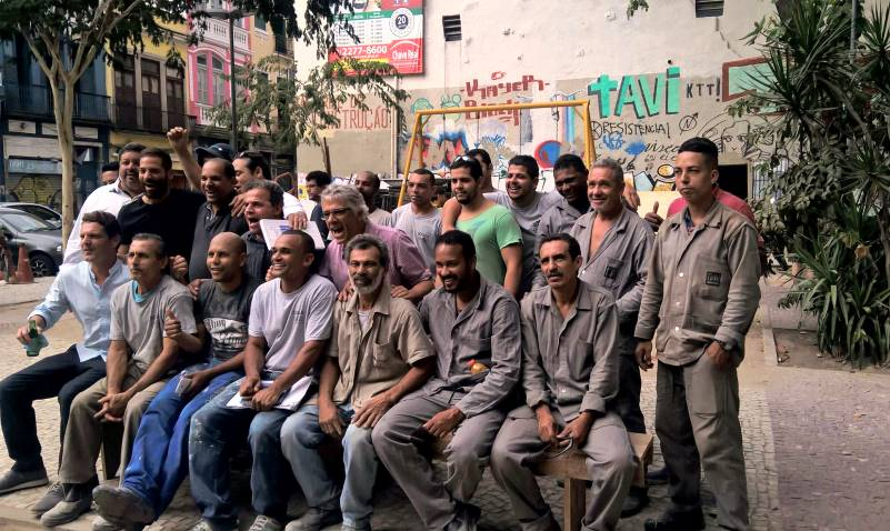 Chefs do mundo todo vão cozinhar para os sem-teto do RJ com comida excedente da Vila Olímpica