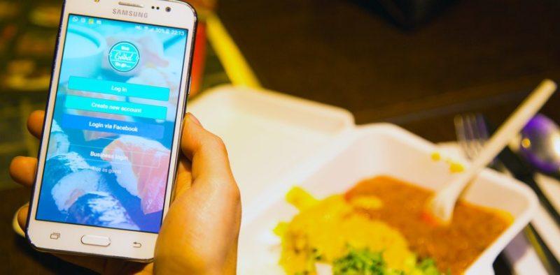 O aplicativo que vende alimentos excedentes de restaurantes por um preço muito mais barato