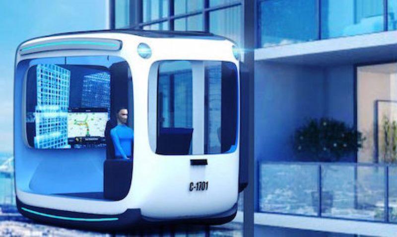 No futuro, carro (elétrico!) será cômodo móvel da  sua casa