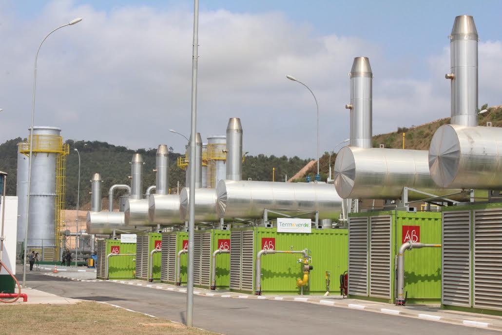 Resultado de imagem para Usina brasileira vai produzir energia elétrica com lixo e cocô