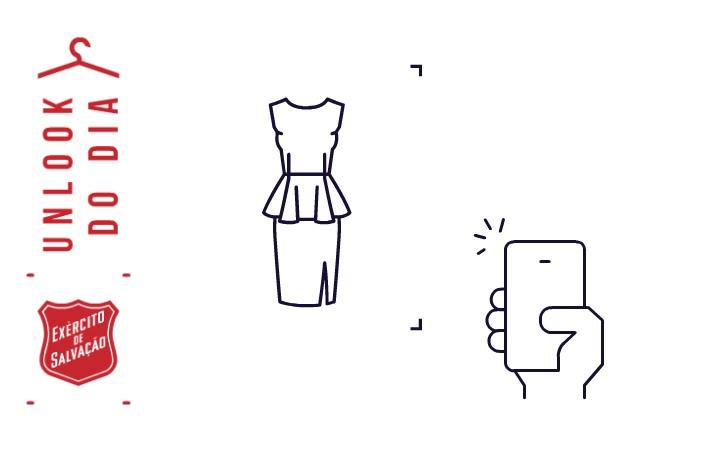 Tem roupas para doar? Poste-as com a hashtag #UnlookDoDia e instituição vai buscá-las na sua casa