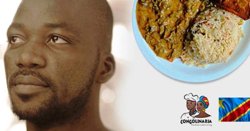 Refugiado do Congo inaugura no Brasil restaurante vegano com pratos típicos do seu país