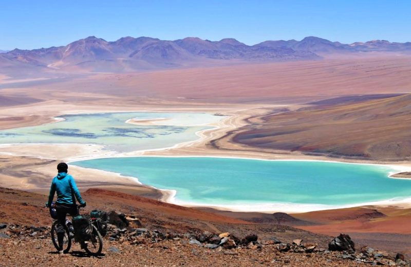 Ativista pedala América do Sul de ponta a ponta para mostrar o que está acontecendo com biodiversidade da região