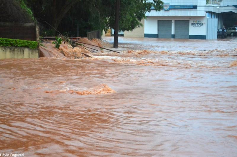 O que as inundações, enchentes e deslizamentos querem nos dizer? A forma como estamos ocupando as cidades está errada!