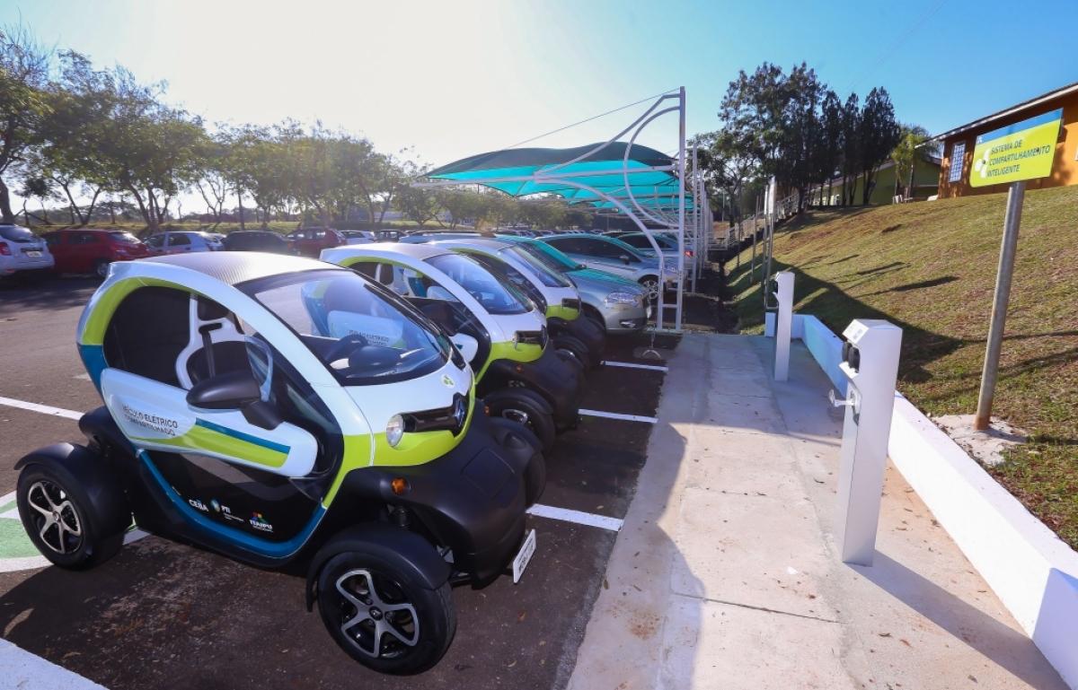 Compartilhamento de veículos já é realidade no Paraná