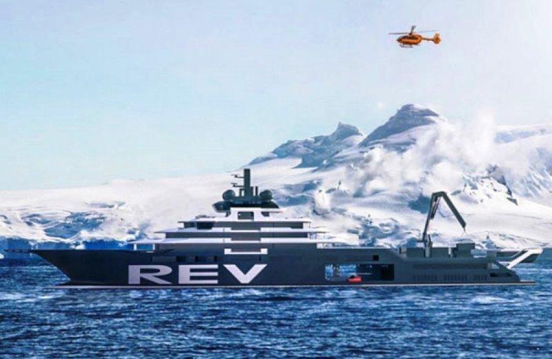 Bilionário gasta fortuna construindo iate que recolherá 5 toneladas de plástico por dia dos oceanos