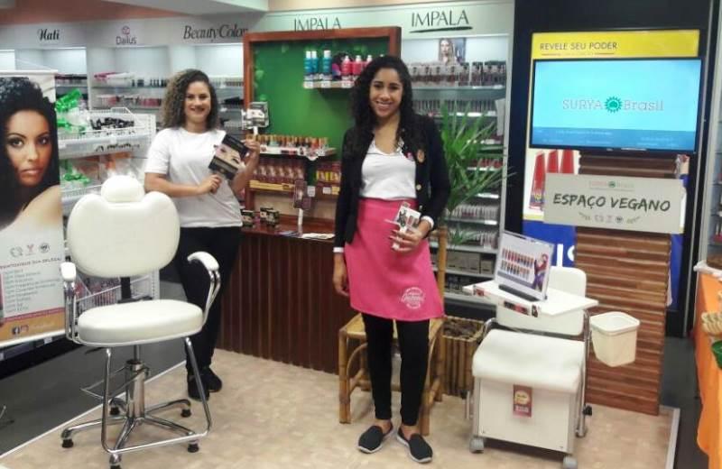 São Paulo ganha espaço dedicado à venda de cosméticos veganos