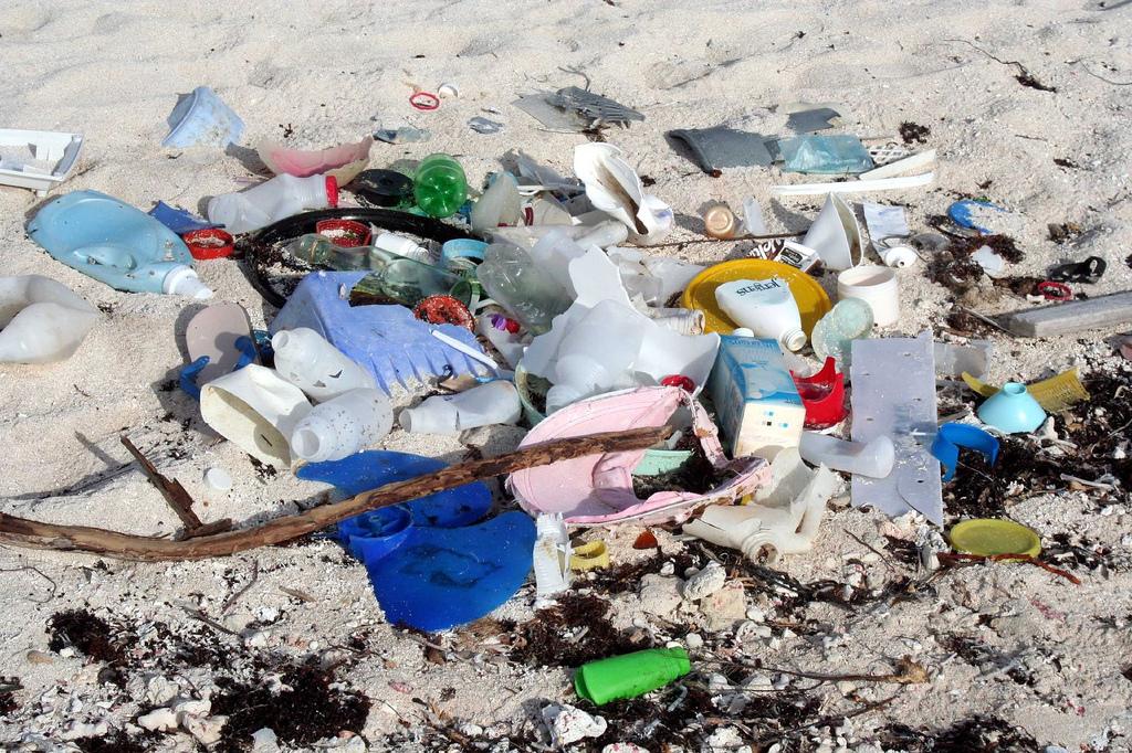 Ranking aponta as 10 empresas mais responsáveis pela poluição plástica nos oceanos