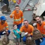 Um sonho de Natal que se tornou realidade: Murillo, o menino que sonha em ser lixeiro – e viralizou na internet