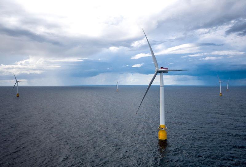 Escócia ganha maior usina eólica flutuante do mundo