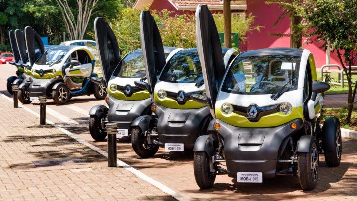 Ministérios implementam programas de mobilidade com veículos elétricos