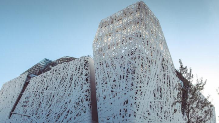 Já pensou construir sua casa com ele? O concreto feito de material reciclado que absorve poluição do ar