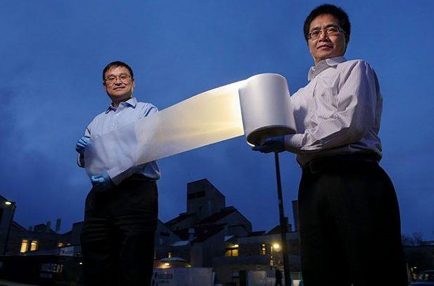 Película tecnológica substitui ar condicionado sem utilizar energia e sem custar caro