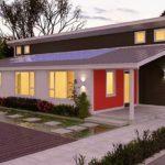 Elas ficam prontas em dias! Empresa se especializa em construir sob encomenda casas que gastam 75% menos energia