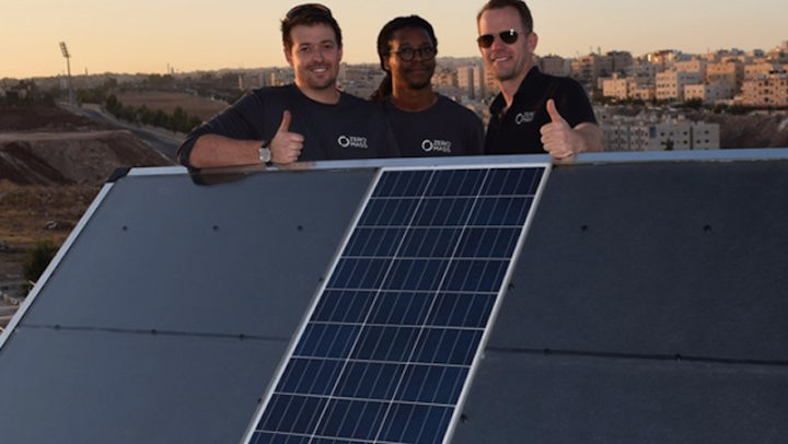 Os painéis solares que transformam umidade do ar em água potável para quem não tem