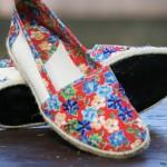 As sapatilhas feitas com pneus velhos de avião (que ajudam a gerar renda para mulheres vulneráveis)