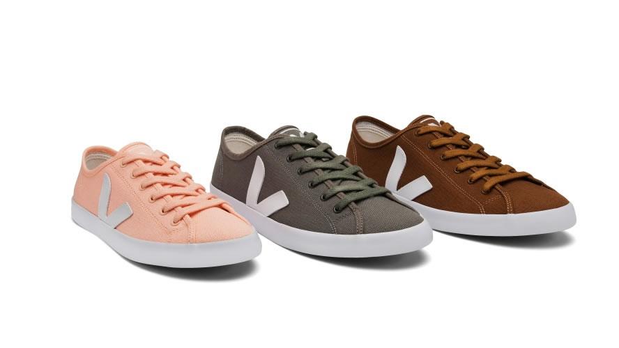 Conheça a linha de calçados sustentáveis 100% produzidos no Brasil