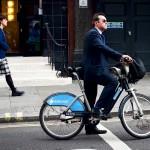 Inglaterra reduz impostos de empresas que incentivam funcionários a andar de bike