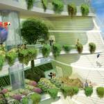 Berlim quer cultivar orgânicos em prédios residenciais
