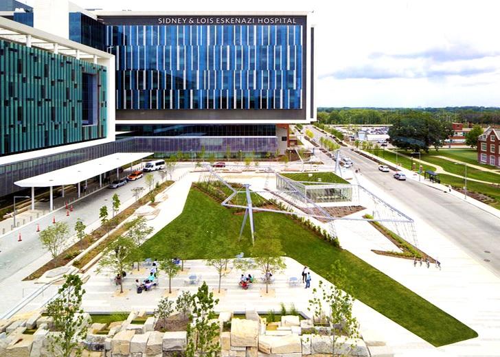 Hospital dos EUA tem horta que oferece alimentos frescos aos pacientes