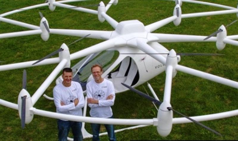 Volocóptero: conheça o primeiro helicóptero elétrico do mundo