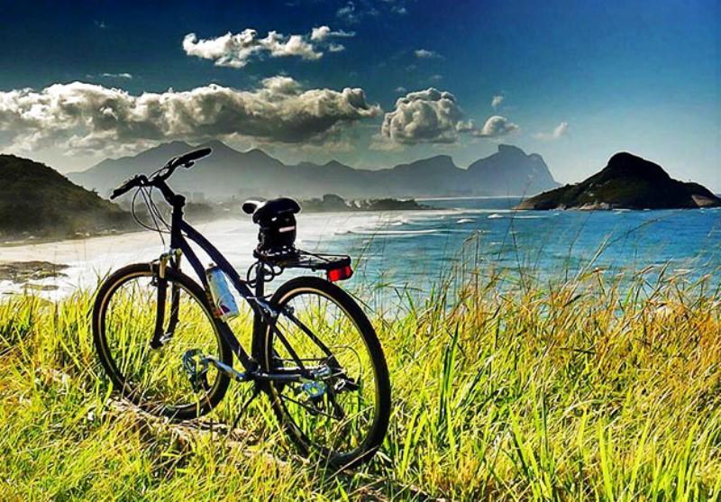 Hostel brasileiro oferece hospedagem grátis para quem viaja de bike