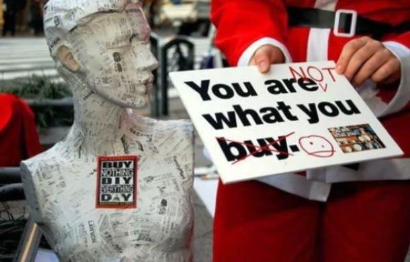ONG desafia: fique 24 horas sem comprar nada!