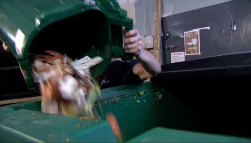 Misturar lixo orgânico e reciclável é crime no Canadá
