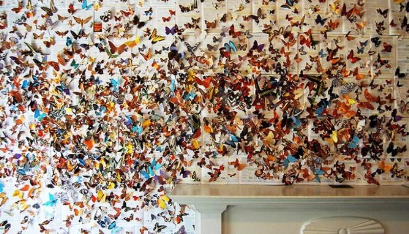 Livros velhos viram obras de arte em exposição na Suíça. Veja fotos!
