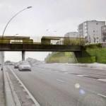 Conheça ponte que 'come' a poluição do ar