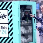 Pechincha! Máquina de rua vende camisetas por 2€ (mas elas foram feitas por escravos)
