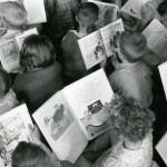 Porto Alegre troca materiais recicláveis por livros