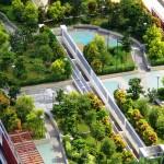 França obriga prédios comerciais a ter telhado verde ou painel solar