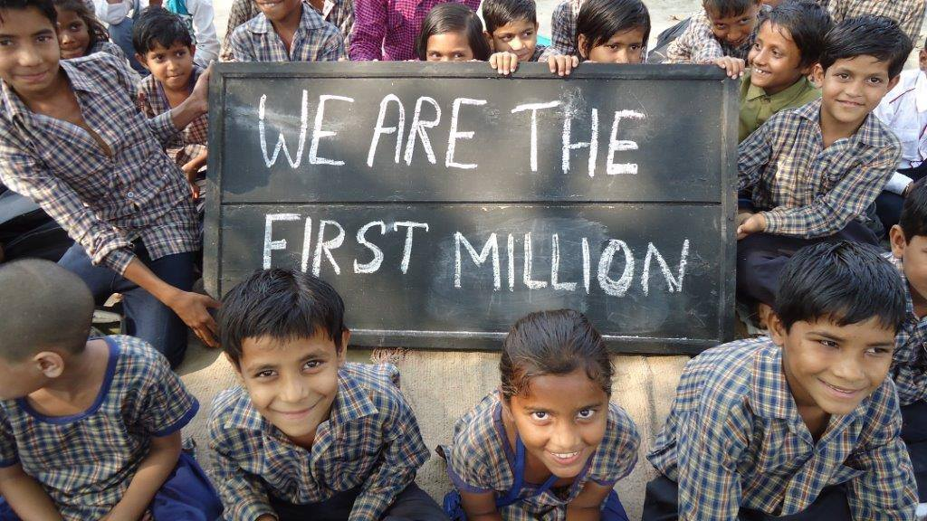 Conheça a ONG que tem a missão de alimentar mais de 1 milhão de crianças todos os dias