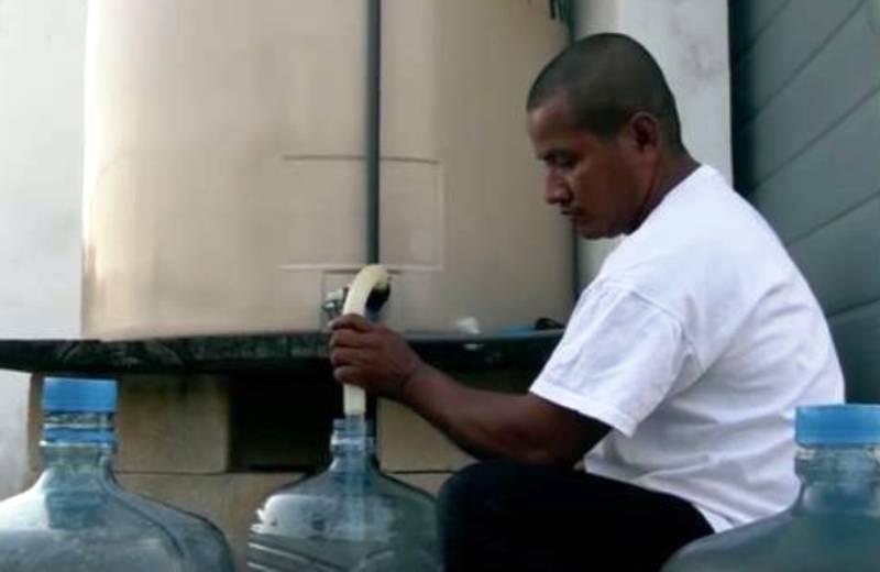 A história do vilarejo que mudou de vida graças a um sistema de purificação de água