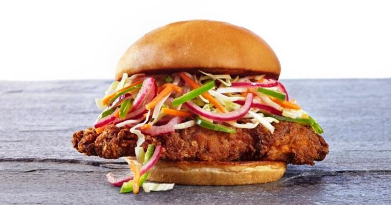EUA ganham primeira rede de fast food orgânico