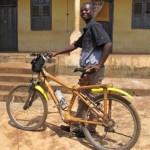 Startup cria bikes de bamboo e as doa para crianças que não têm como ir à escola